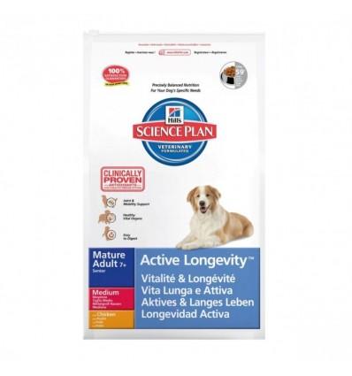 Hill's Science Plan Canine Mature Adult 7+ Medium 3kg