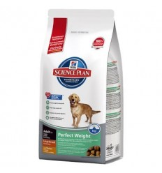 Hill's Science Plan Canine Large Breed Perfect Weight Frango 12kg