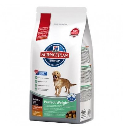 Hill's Science Plan Canine Large Breed Perfect Weight 12kg