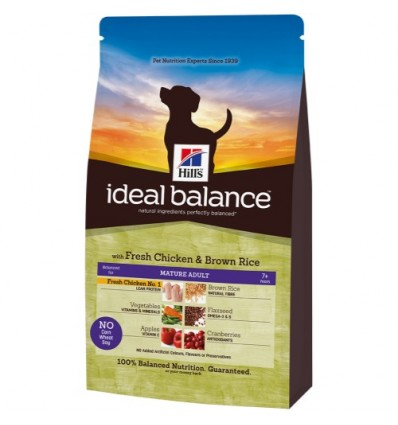 Hill´s Ideal Balance Canine Mature Dog 12kg