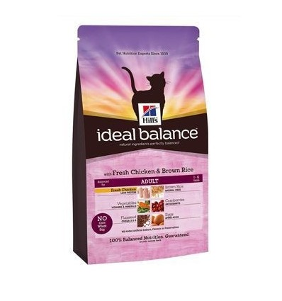 Hill's Ideal Balance Cat Adult 2kg