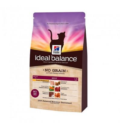 Hill's Ideal Balance Cat Adult Grain Free 2kg