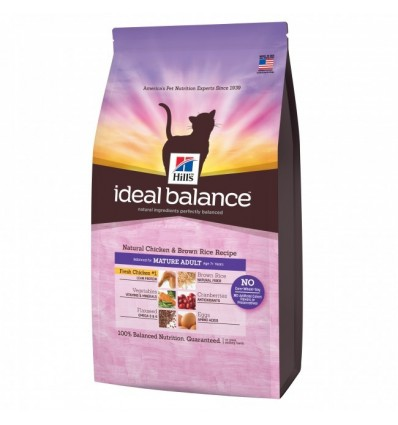 Hill's Ideal Balance Cat Mature 2kg