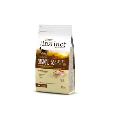 Instinct Cat Adulto Frango 1.250kg