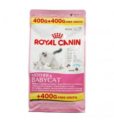 Royal Canin Mother & Babycat 400g + 400g OFERTA
