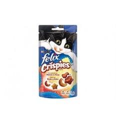 Purina Snacks Felix Crispies Vaca e Frango 45g