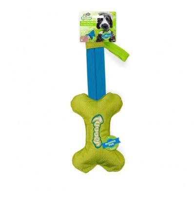 Brinquedo AFP p/ Cão Tugger Elástico com Osso