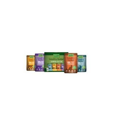 Natures Menu Country Hunter Gatos Húmidos Multipack 12x85Gr