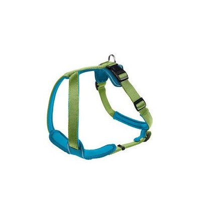 Peitoral Hunter Neopren Verde/Azul Petróleo - Tamanho XL