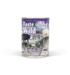 Taste of the Wild Sierra Mountain lata 390gr