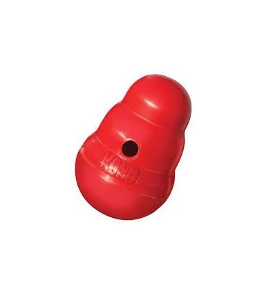 Brinquedo Kong Dispensador Guloseimas Wobbler Tamanho - S (16 cm)