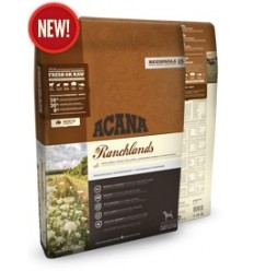 Acana Regionals sem Cereais Ranchlands Dog 11,4 kg