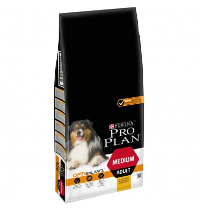 Purina Pro Plan Medium Adult OptiBalance 3kg