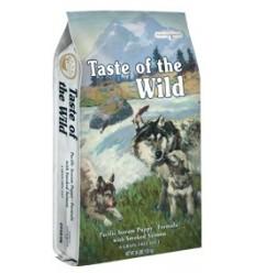 Taste of the Wild Puppy Pacific Stream com Salmão 13Kg