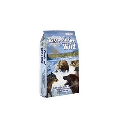 Taste of the Wild Adulto Pacific Stream com Salmão 13Kg