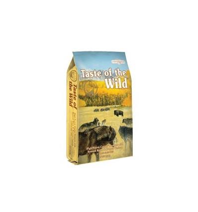 Taste of the Wild Adulto High Prairie Bisonte e Veado 2,3Kg