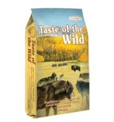Taste of the Wild Adulto High Prairie Bisonte e Veado 13Kg