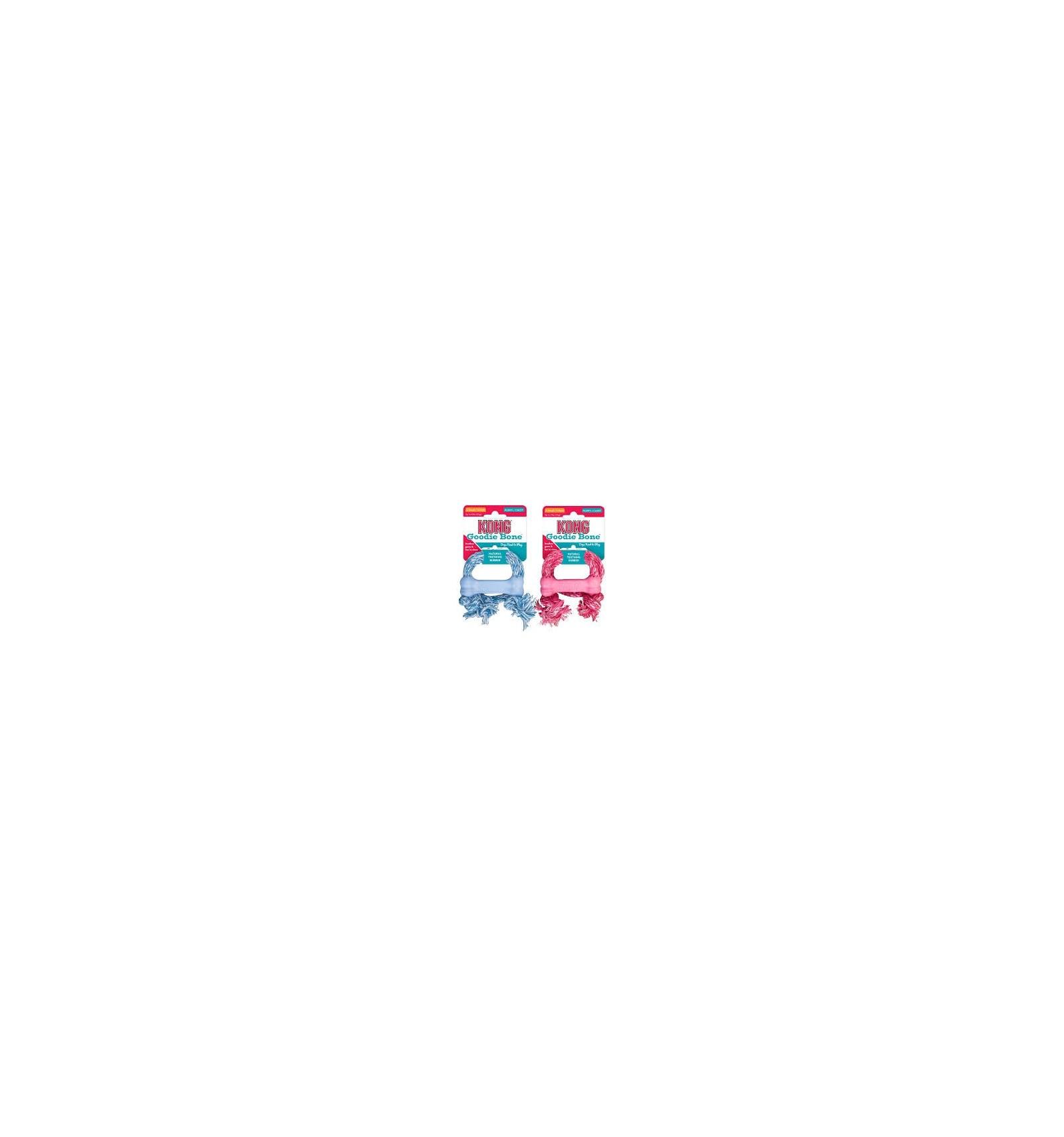 116ef46955e6 Brinquedo Kong Goodie Bone c/ Corda Tamanho - XS (8 cm)