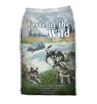 Taste of the Wild Puppy Pacific Stream com Salmão 2Kg