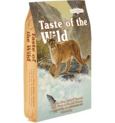 Taste of the Wild Canyon River Truta e Salmão 2Kg