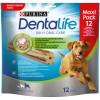 PURINA DentaLife Snack Large 25-40kg (maxi pack 12 sticks)