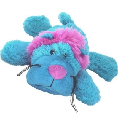 Brinquedo Kong Peluche Cozie Rei Leão - Tamanho M (24 cm)