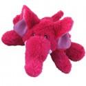 Brinquedo Kong Peluche Cozie Elmer Elefante Tamanho - M (24 cm)