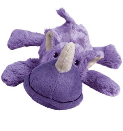 Brinquedo Kong Peluche Cozie Rosie Rinoceronte Tamanho - S (17 cm)