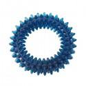 Brinquedo Hunter p/ Cão Anel Picos Azul (12 cm)