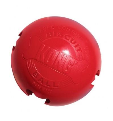 Brinquedo Kong Bola Biscoitos - Small (+ 9 kg)