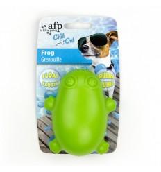 Brinquedo Chill Out p/ Cão Sapo Flutuante ( 8 cm )