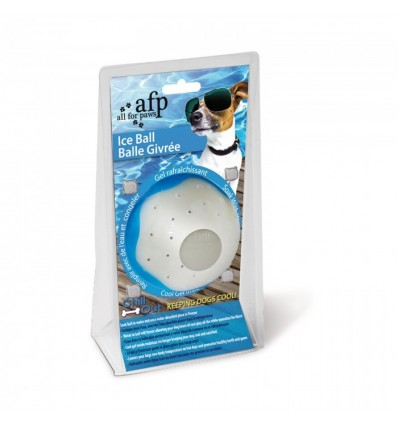 Bola Refrescante Chill Out p/ Cães - 9 cm