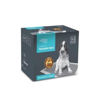 Resguardos p/ Cachorros c/ Carbono 45 x 60 cm - 25 unid.