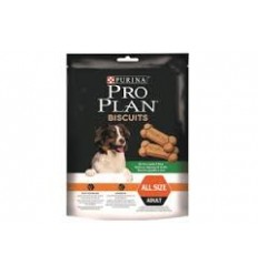 Purina Pro Plan Snacks Biscuit Borrego All Size 400g