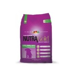 Nutra Gold Large Breed Cachorros 15 Kg