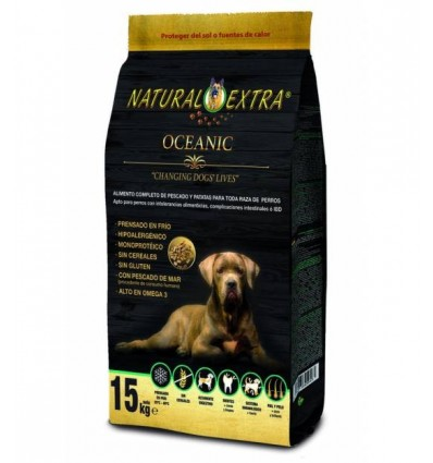Luposan Natural Extra Oceanic 15Kg