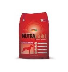 Nutra Gold Adulto Borrego e Arroz 3 Kg