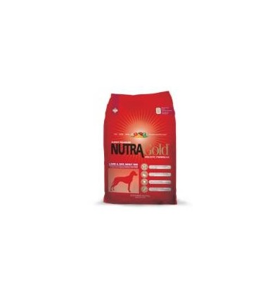 Nutra Gold Adulto Borrego e Arroz 15 Kg