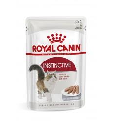 Royal Canin Instinctive Loaf Húmidos Saquetas 85g x 6uni.