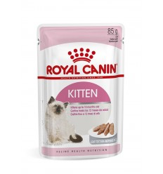 Royal Canin Kitten Loaf Saquetas 85g x 12uni.