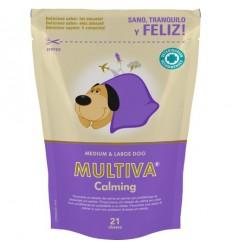 Suplemento Nutricional Anti-Stress Multiva Calming Cães Médios e Grandes