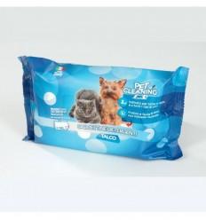 Pet Cleaning Toalhitas de Limpeza p/ Cão e Gato 40 uni.
