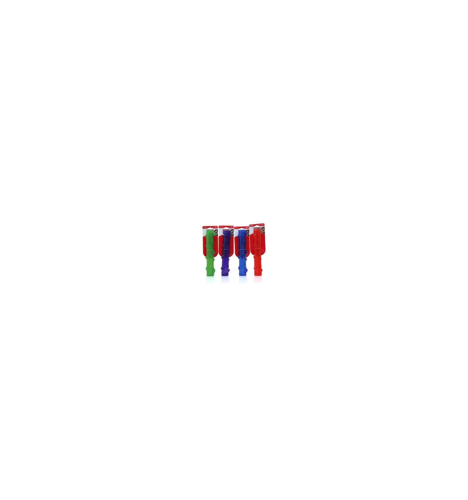 45abf240129d Brinquedo Kong Squeezz Stick - Tamanho L (28 cm)