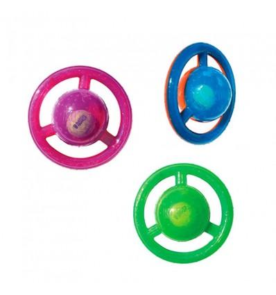Brinquedo Kong Jumbler Disco- Tamanho M/L