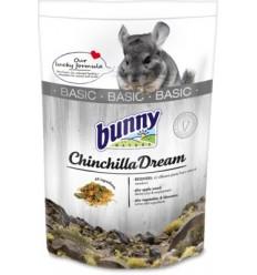 Bunny Nature Alimento Sonho Básico p/ Chinchilas 600gr