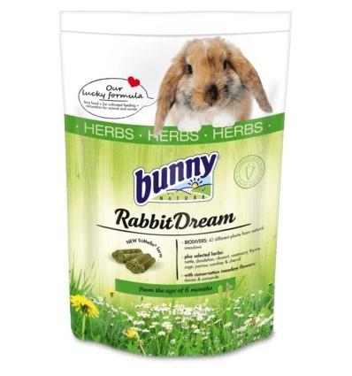Bunny Nature Alimento Sonho Ervas p/ Coelhos 750gr