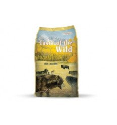 Taste of the Wild Adulto High Prairie Bisonte e Veado 13Kg