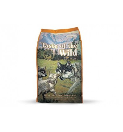 Taste of the Wild Adulto High Prairie Bisonte e Veado 2,3 Kg