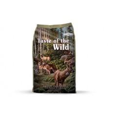 Taste of The Wild Pine Forest Canine Formula com Veado e Legumes 13kg