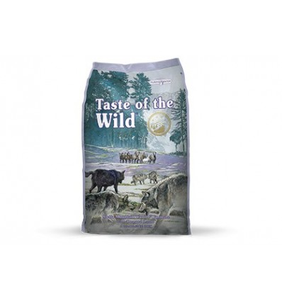 Taste of the Wild Adulto Sierra Mountain com Borrego 2Kg